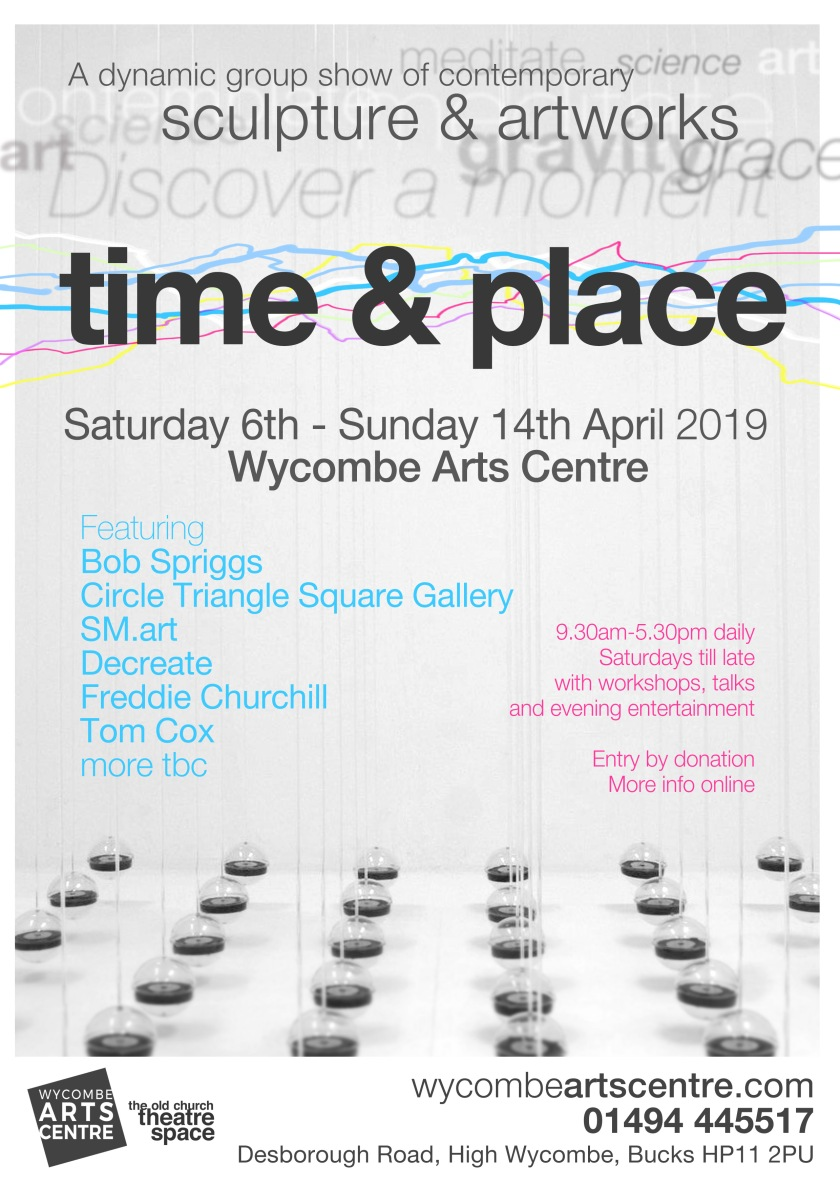TimeandPlace-Sculpture-Exhibition_WycArtsCentre2019